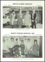 1968 Grand Prairie High School Yearbook Page 334 & 335