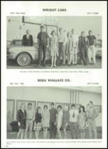 1968 Grand Prairie High School Yearbook Page 340 & 341