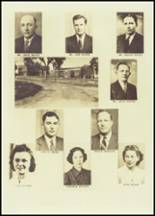 1942 Rosamond Community High School Yearbook Page 14 & 15
