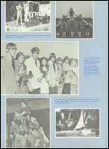 1974 West Noble High School Yearbook Page 18 & 19