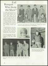 1974 West Noble High School Yearbook Page 20 & 21