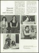 1974 West Noble High School Yearbook Page 24 & 25
