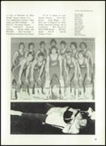 1974 West Noble High School Yearbook Page 28 & 29