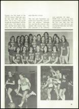 1974 West Noble High School Yearbook Page 32 & 33