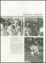 1974 West Noble High School Yearbook Page 34 & 35