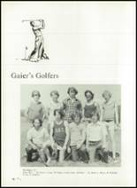 1974 West Noble High School Yearbook Page 40 & 41