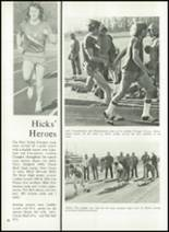 1974 West Noble High School Yearbook Page 42 & 43