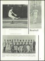 1974 West Noble High School Yearbook Page 44 & 45