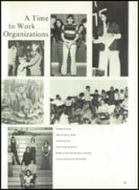 1974 West Noble High School Yearbook Page 54 & 55