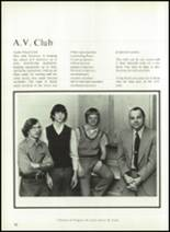 1974 West Noble High School Yearbook Page 56 & 57