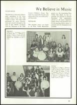 1974 West Noble High School Yearbook Page 58 & 59