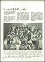 1974 West Noble High School Yearbook Page 62 & 63