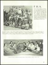 1974 West Noble High School Yearbook Page 66 & 67