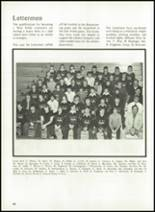 1974 West Noble High School Yearbook Page 70 & 71