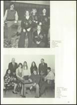 1974 West Noble High School Yearbook Page 84 & 85