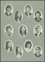 1974 West Noble High School Yearbook Page 90 & 91