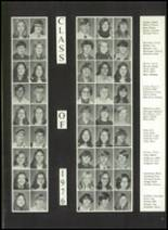 1974 West Noble High School Yearbook Page 98 & 99