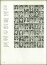 1974 West Noble High School Yearbook Page 104 & 105
