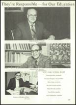 1974 West Noble High School Yearbook Page 108 & 109