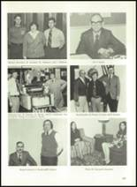 1974 West Noble High School Yearbook Page 110 & 111