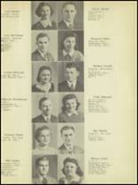 1942 Normal Community High School Yearbook Page 10 & 11