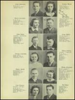 1942 Normal Community High School Yearbook Page 12 & 13