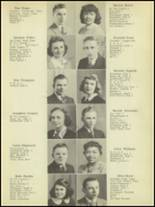 1942 Normal Community High School Yearbook Page 14 & 15
