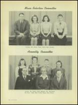 1942 Normal Community High School Yearbook Page 28 & 29