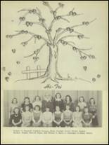 1942 Normal Community High School Yearbook Page 34 & 35
