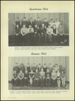 1942 Normal Community High School Yearbook Page 38 & 39