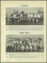 1942 Normal Community High School Yearbook Page 50 & 51