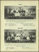 1942 Normal Community High School Yearbook Page 56 & 57