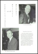 1968 Lowell High School Yearbook Page 10 & 11
