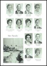 1968 Lowell High School Yearbook Page 14 & 15