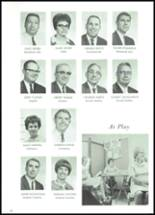 1968 Lowell High School Yearbook Page 16 & 17