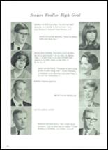 1968 Lowell High School Yearbook Page 18 & 19