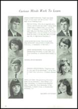 1968 Lowell High School Yearbook Page 22 & 23