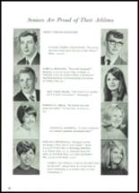 1968 Lowell High School Yearbook Page 26 & 27