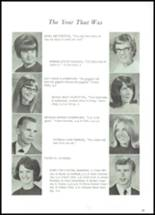 1968 Lowell High School Yearbook Page 30 & 31