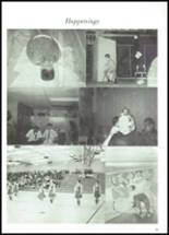 1968 Lowell High School Yearbook Page 34 & 35