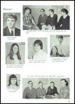 1968 Lowell High School Yearbook Page 36 & 37