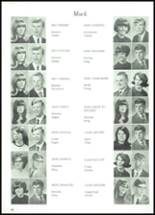 1968 Lowell High School Yearbook Page 38 & 39