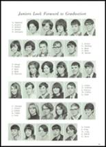 1968 Lowell High School Yearbook Page 44 & 45