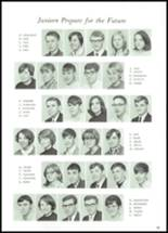 1968 Lowell High School Yearbook Page 48 & 49