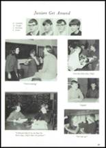 1968 Lowell High School Yearbook Page 50 & 51