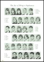 1968 Lowell High School Yearbook Page 56 & 57