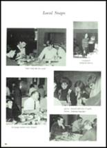 1968 Lowell High School Yearbook Page 60 & 61