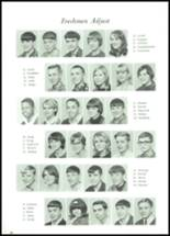 1968 Lowell High School Yearbook Page 64 & 65