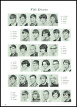 1968 Lowell High School Yearbook Page 66 & 67