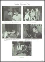 1968 Lowell High School Yearbook Page 80 & 81